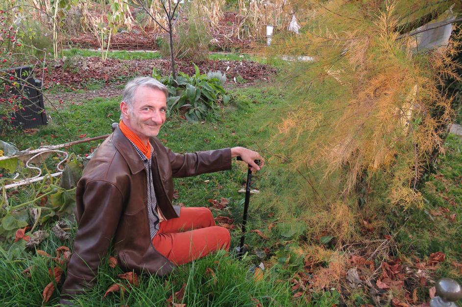 Hommage à Michel le jardinier