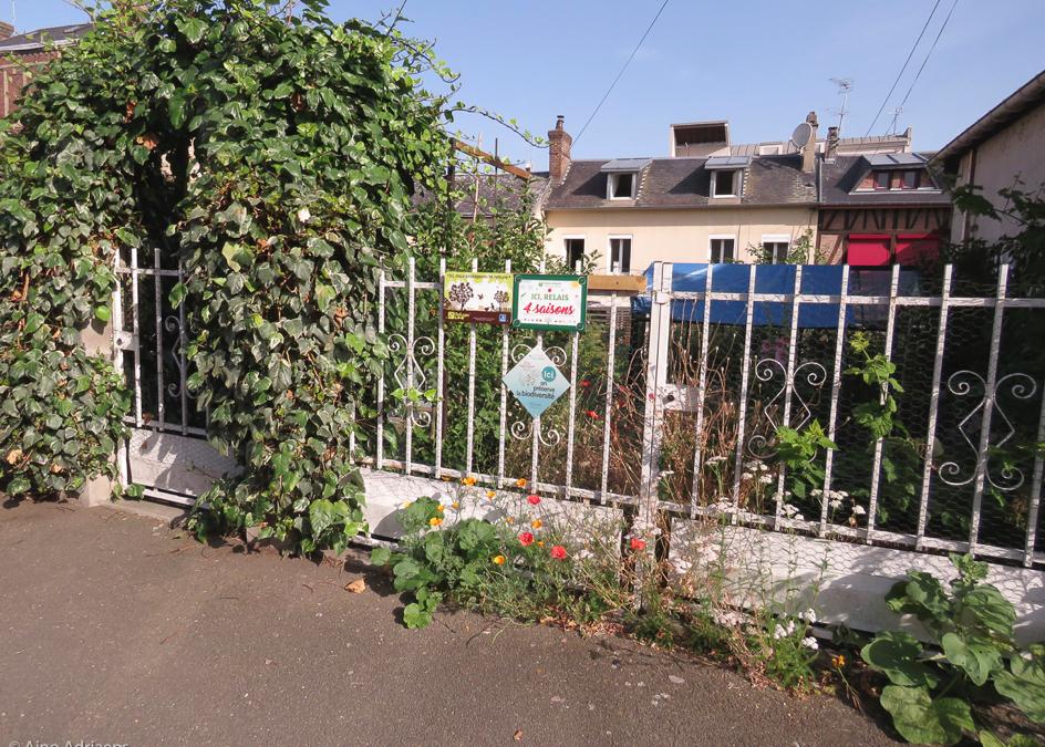 L'incroyable petit jardin qui voudrait conquérir la rue
