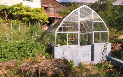 Notre blog sur la permaculture est lancé!