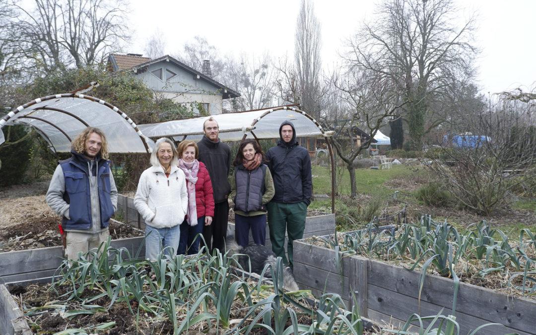 Hommage aux Jardiniers du Nant